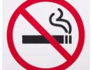 Наглядные материалы по отказу от табакокурения